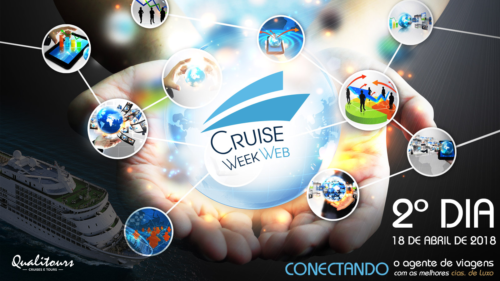 Cruise Week Web: 2º Dia
